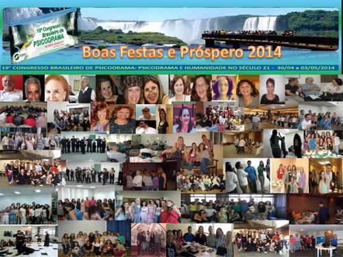 FOTOS DE ALUNOS, COLEGAS E CONGRESSOS : 11 CONGRESSO DE PSICODRAMA FOZ DO IGUAÇU
