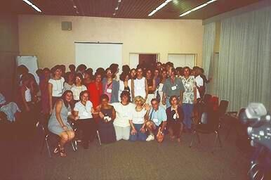 FOTOS DE ALUNOS, COLEGAS E CONGRESSOS : aula na Delfos, Rio de janeiro