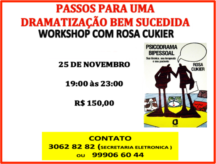 WORKSHOP PASSOS